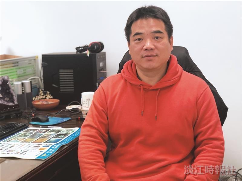新任二級主管專訪-事務整備組組長梁清華