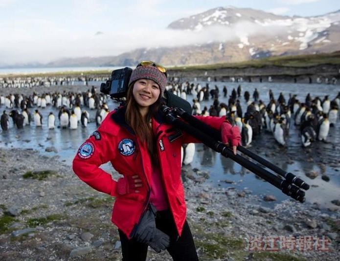 極地探險員陳芊華