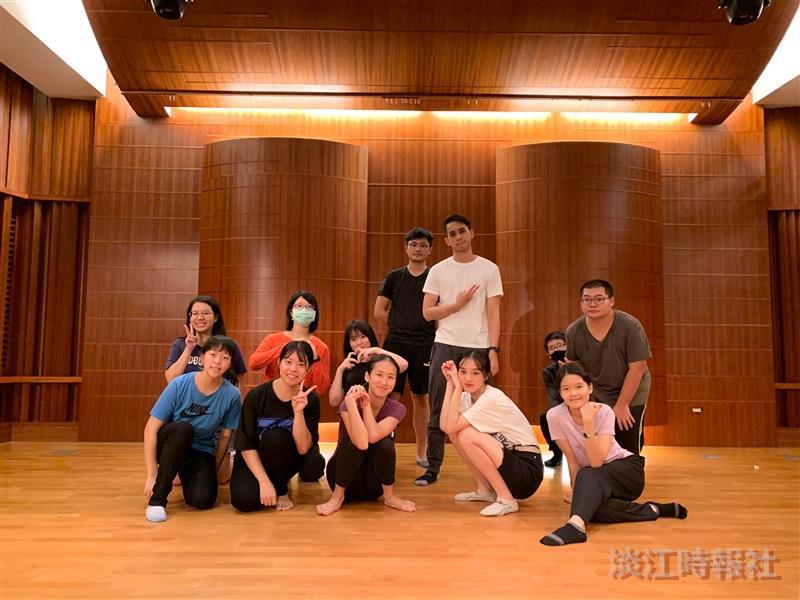 「驫舞劇場系列—肢體開發」課程