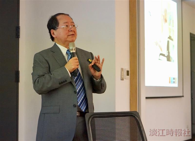 物理系講座 陳力俊教授