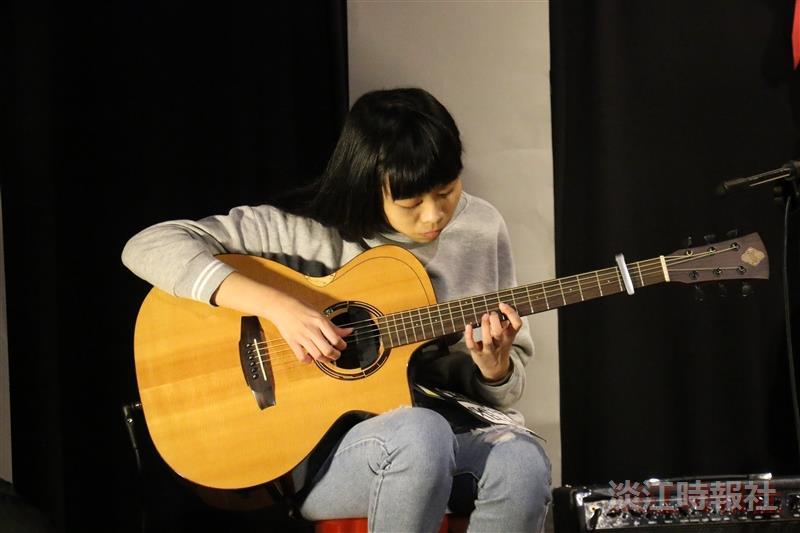 吉他社成發