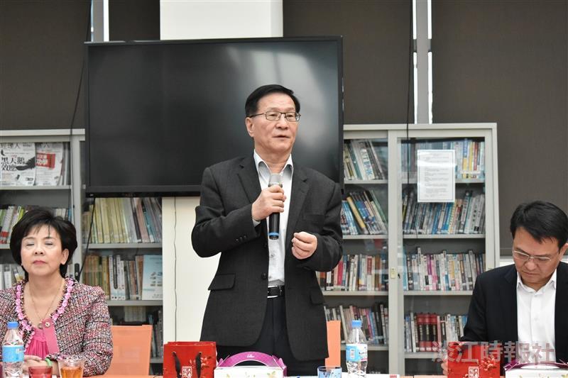 第163次行政會議移師宗瑋工業股份有限公司