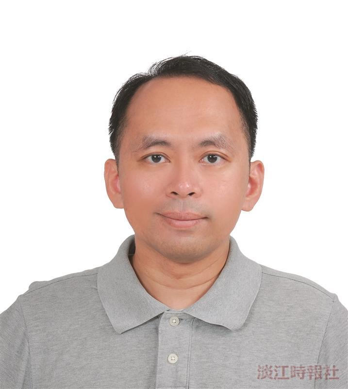109學年度新任二級主管-化學工程與材料工程學系主任張朝欽