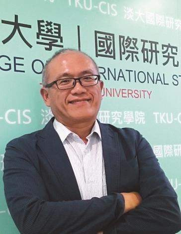 109學年度新任二級主管-中國大陸研究所所長陳建甫