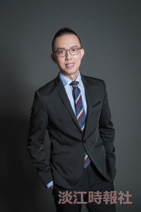 商管學院/企業管理學系主任張雍昇