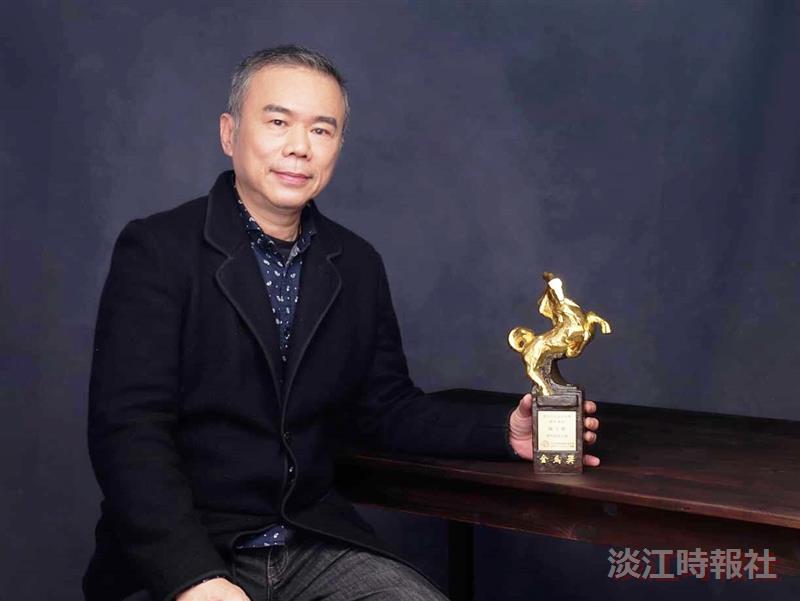 陳玉勳獲金馬獎