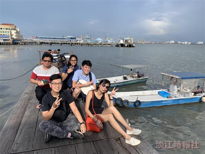 來自越南的國企四高翊庭 前往馬國體驗多元文化