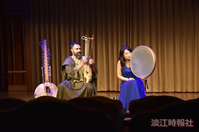 文錙藝術中心世界遠古天籟之音音樂會