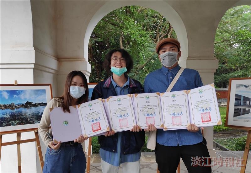 大傳系同學獲全國攝影獎