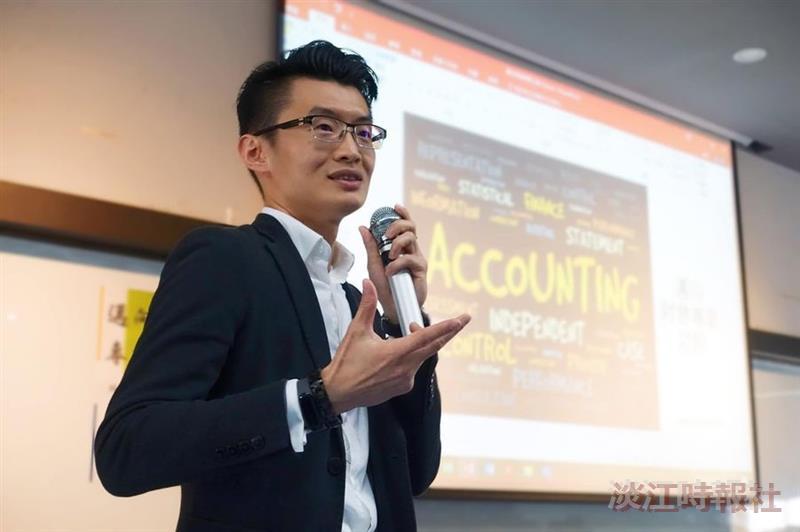 城邦財務長黃詩瑋 打造全方位財會經理人