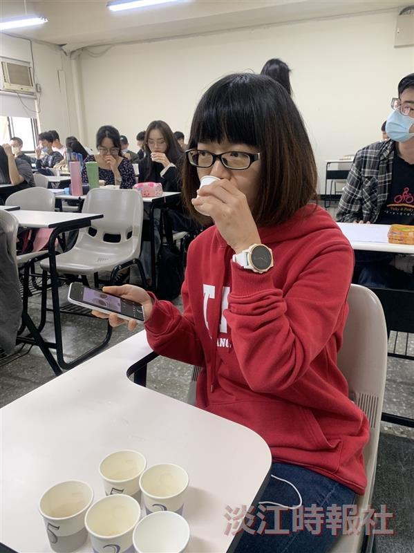 從五感體驗咖啡專業 陳彥含特調「五味雜陳」