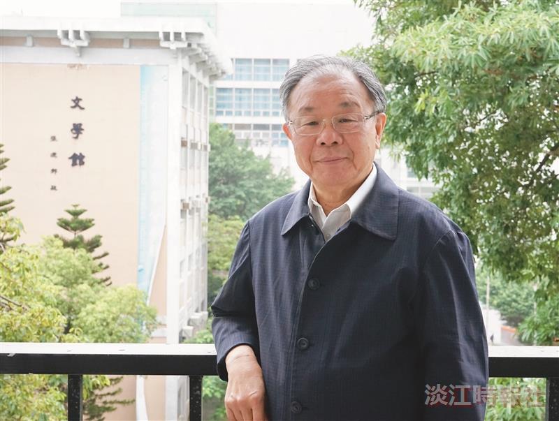 文錙藝術中心主任張炳煌 開創傳承書法新紀元