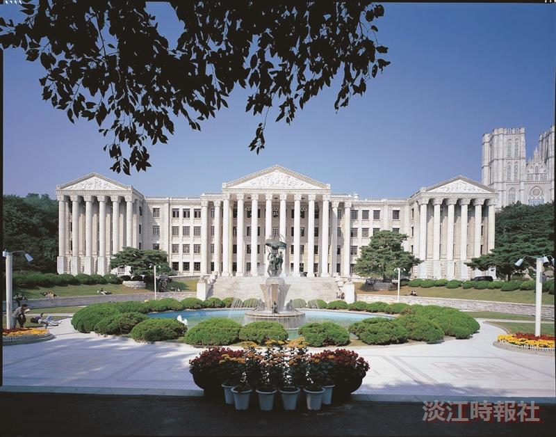 韓國(慶熙大學圖片來源:http://www.ahchuguo.com/news/yuanxiaojijin/1166.htm)