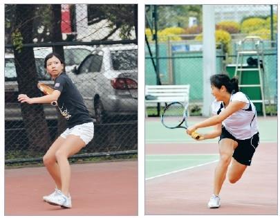 冠軍相逢!香港中文大學女網隊VS.淡江女網隊