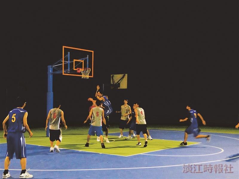 雪山大學城籃球錦標賽開打