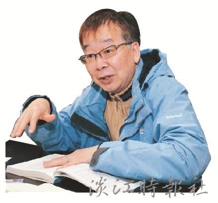 建築學系系主任黃瑞茂