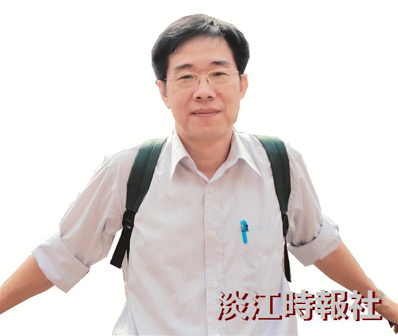 機械與機電工程學系系主任楊龍杰