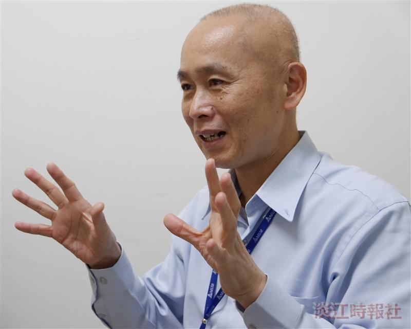 台達電集團泰達分公司研發部處長鍾天富 帶領臺泰跨文化團隊 創發台達電綠能自有品牌
