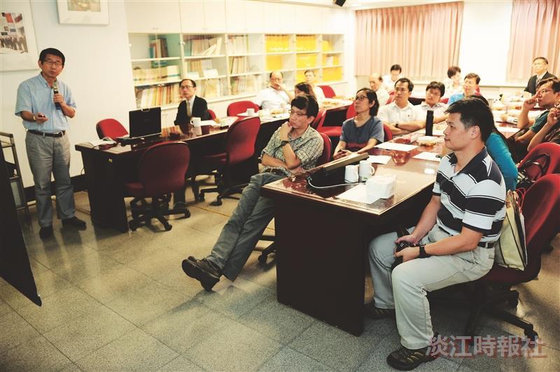 6院辦教學單位外評觀摩會