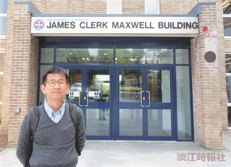 理學院物理系系主任杜昭宏