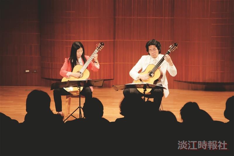古典音樂雙重奏講座 文錙端豐盛知識饗宴