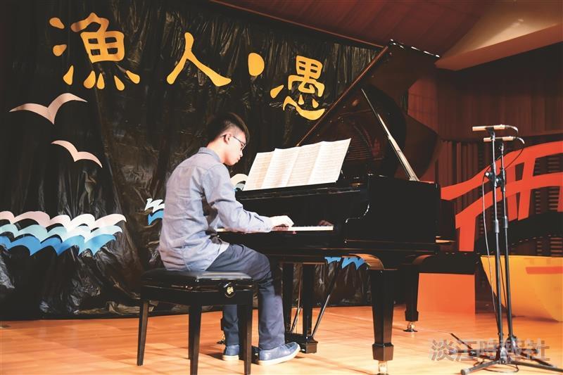 鋼琴社 3校攜手娛人