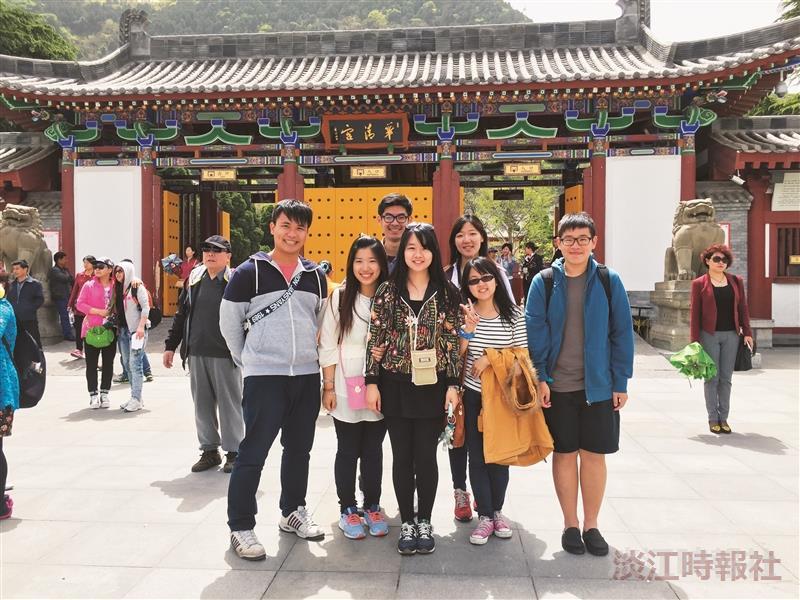 劉蕙萍學習獨立自主 在文化衝擊中成長