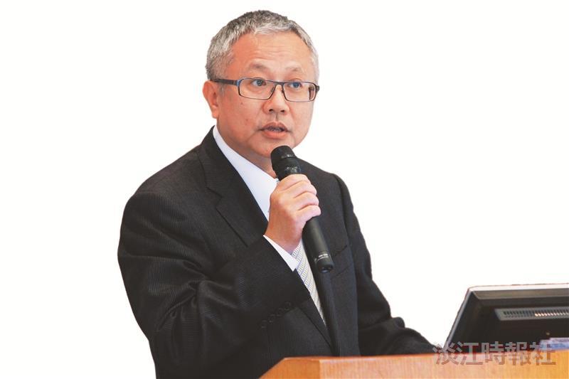 簡化行政流程 續推產學合作 蘭陽校園主任 林志鴻