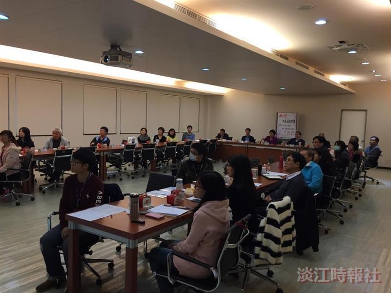 104學年度第一學期商管學院訪視座談(第一場)