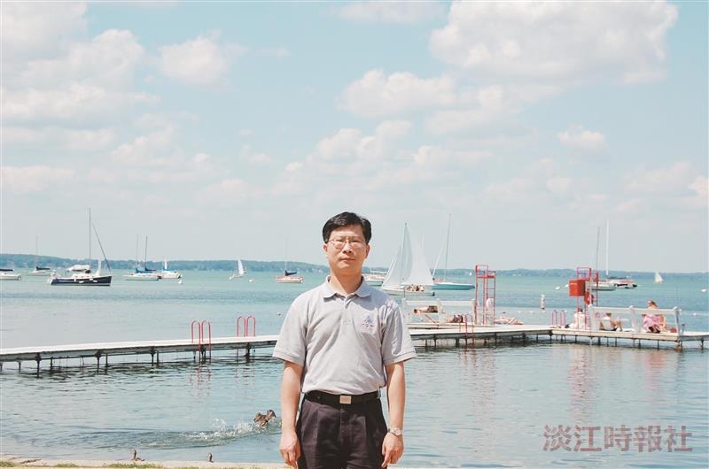商管學院/統計學系主任吳碩傑