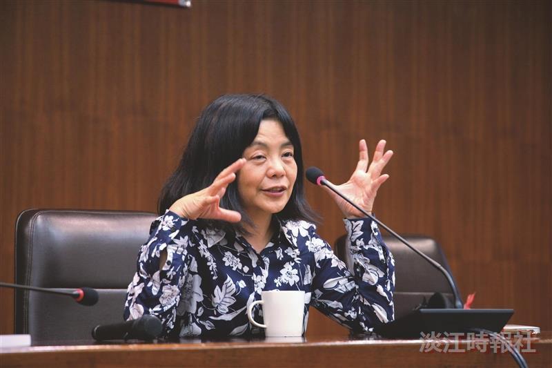 芥川賞得主多和田葉子 剖析雙語創作與文化差異