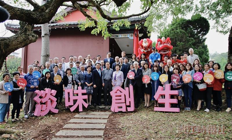 11/3(二)1000、1100淡江大學社會責任實踐計畫成果展