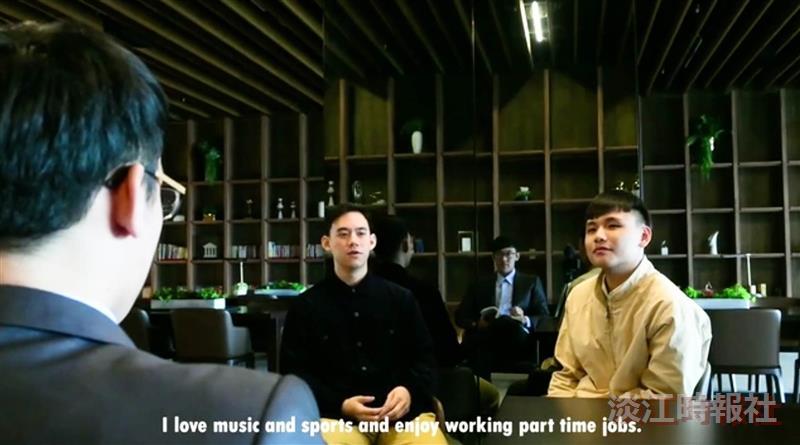 本校3生參與王世昀製播影片,獲得休士頓影展7獎 期別